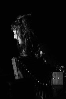 L'accordéoniste AMTET au COMDT