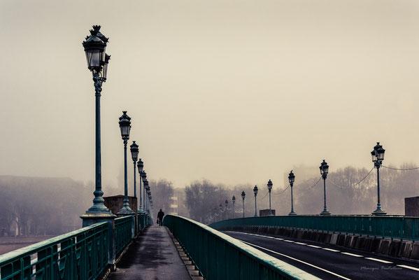 Sur le pont St Pierre
