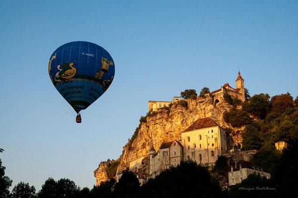 Le ballon de Rocamadour