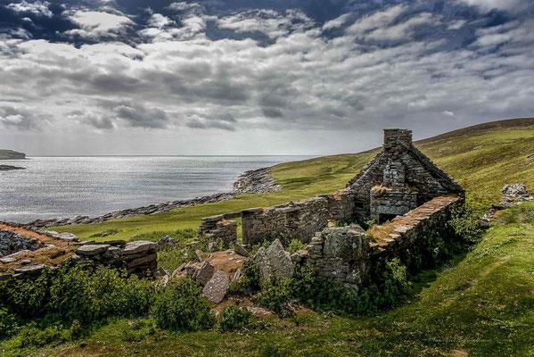Ruines de Bressay
