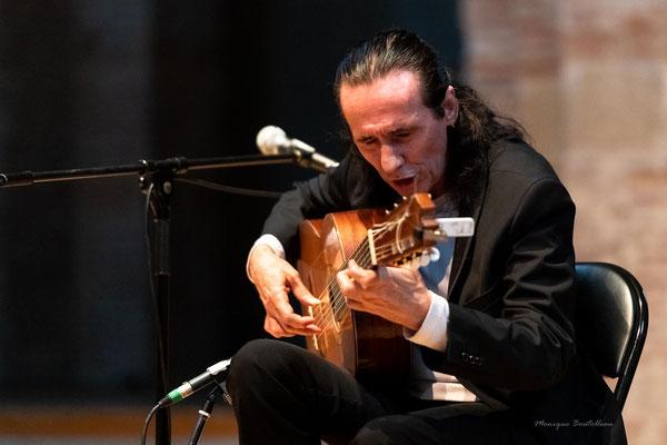 Serge Lopez à St Pierre des Cuisines - Passe ton Bach 2019