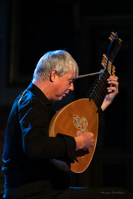 Rolf Lislevand - concert Toulouse Guitare