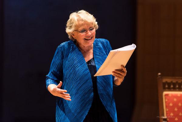 L'art de la fugue : Marie-Christine Barrault à St Pierre des Cuisines Passe ton Bach 2017