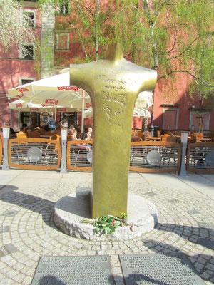 Bonhöfer-Denkmal