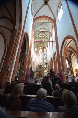 In der Elisabeth-Kirche