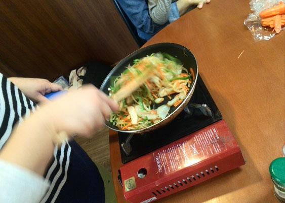 韓国料理講座