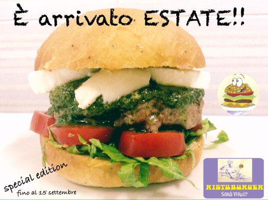 hamburger special estivo