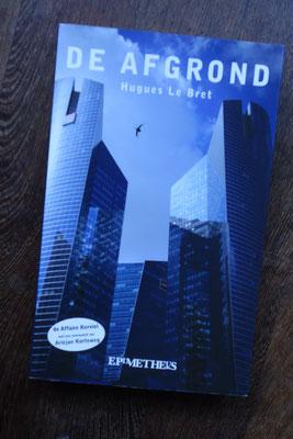 Coverfoto voor boek (bank gebouw in Parijs)