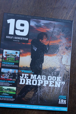 Productfotografie voor FD magazine
