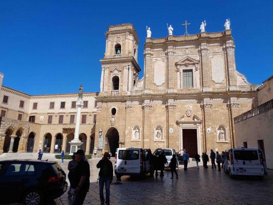 Der Dom von Brindisi