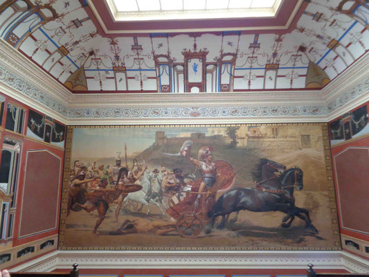 Prunksaal im Palast
