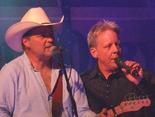 Zwei tolle Sänger