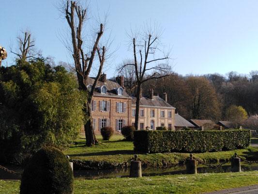 Croisy sur Eure Normandie France