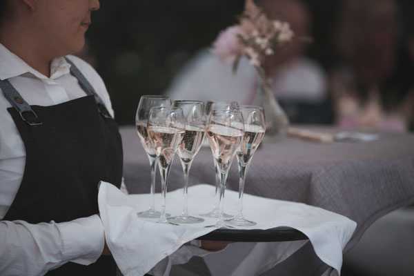Hochzeitsempfang Bamberger Haus