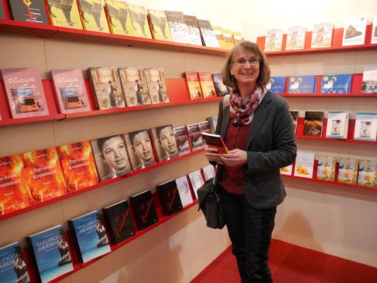 Leipziger Buchmesse 2015 am Stand von Pro Business