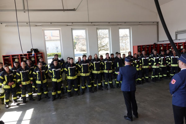 Feuerwehr Ermengerst - Truppführerprüfung 2019