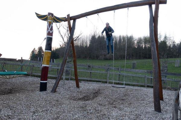 "2019 Bildungsfahrt der Jugendfeuerwehr Oberallgäu - Grillen im ""Ochs am Berg"""