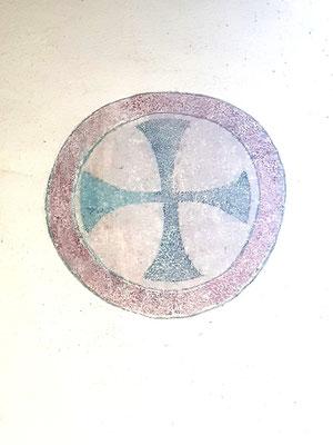 Ein Weihekreuz