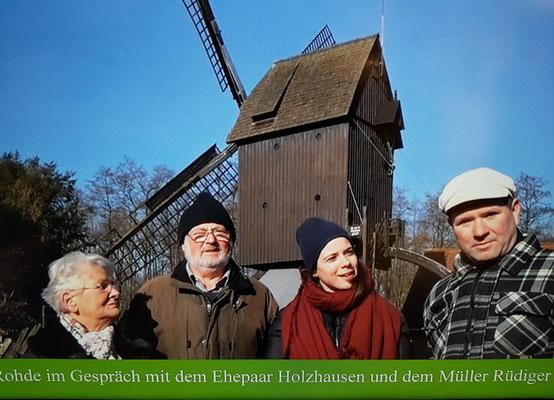 Die Bissendorfer Mühle - heute in Kaltenweide