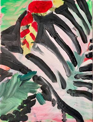 Amorphe Form, 2020, Barbara Flatten