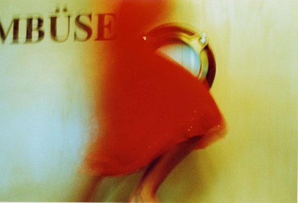 Kombüse 2 | 2000 | inszenierte Fotografie | Barbara Flatten