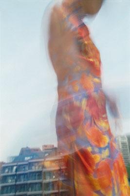Tokyo Flower II | 2007 | inszenierte Fotografie | Barbara Flatten