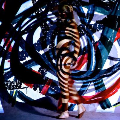 Tube & Straps | 2020 | inszenierte Fotografie | Barbara Flatten