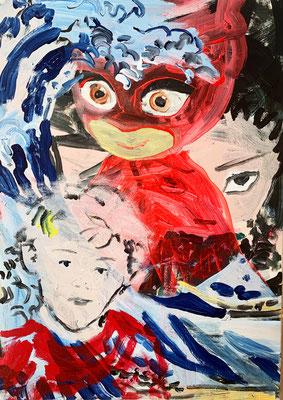Klare Luft, 2020, Barbara Flatten