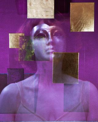 Violet Femmes 2 | 2019 | inszenierte Fotografie | Barbara Flatten