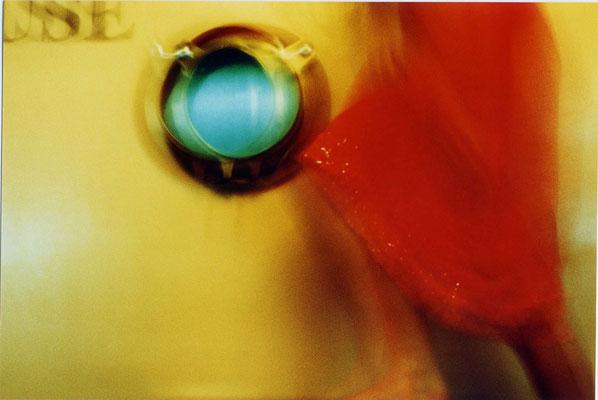 Kombüse 1 | 2000 | inszenierte Fotografie | Barbara Flatten