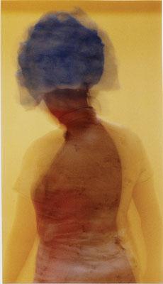 Frau Holle 1 | 2000 | inszenierte Fotografie | Barbara Flatten