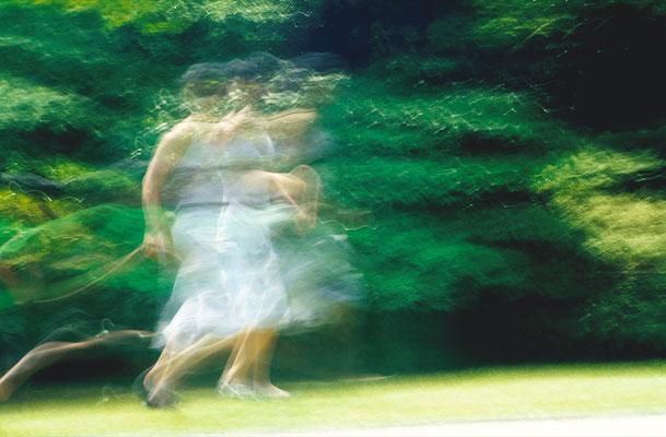 Mother and children 1 | 2008 | inszenierte Fotografie | Barbara Flatten