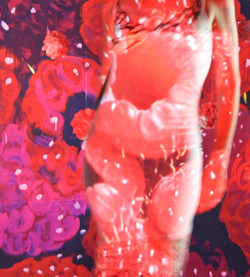 Rasberry | 2018 | inszenierte Fotografie | Barbara Flatten