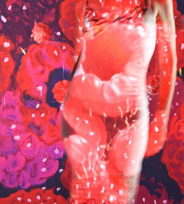 Rasberry Club | 2018 | inszenierte Fotografie | Barbara Flatten