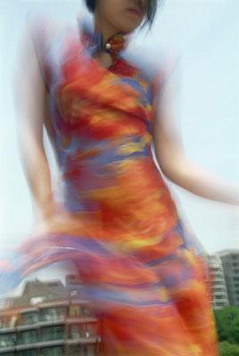 Tokyo Flower | 2007 | inszenierte Fotografie | Barbara Flatten