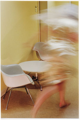 Übergang | 2000 | inszenierte Fotografie | Barbara Flatten