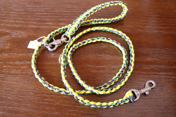 2 イエロー×グリーンカモ 賑やかで可愛い配色