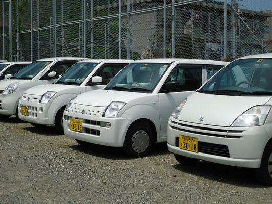 職員専用 無料駐車場の写真・画像3