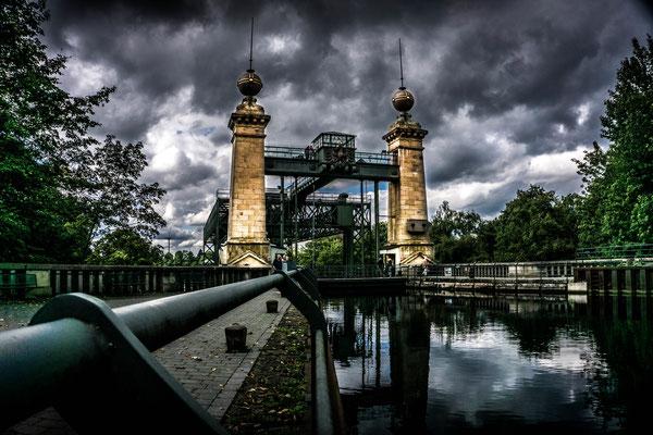 September 2017 - Tag des offenen Denkmals; Schiffshebewerk Henrichenburg in Waltrop