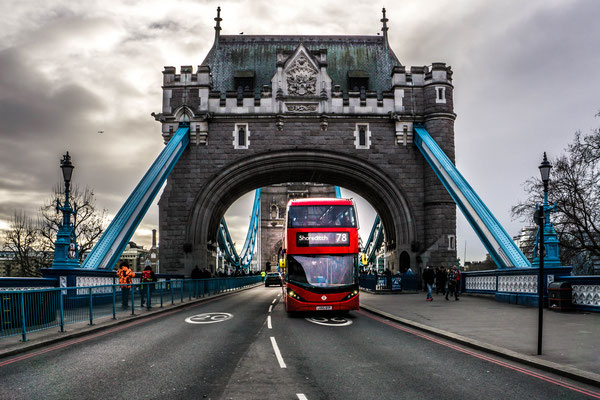 Dezember 2017 - Ein 3 tägiger Ausflug nach London. Eine tolle Stadt mit vielen Motiven...