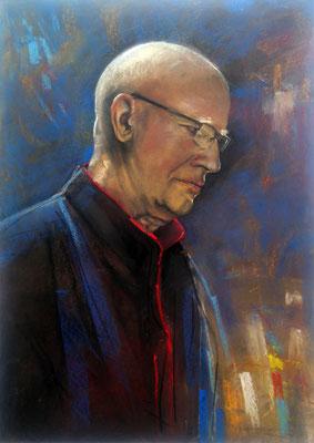 """""""Valeri Krivoborodov"""", Pastell, 50 x 70"""
