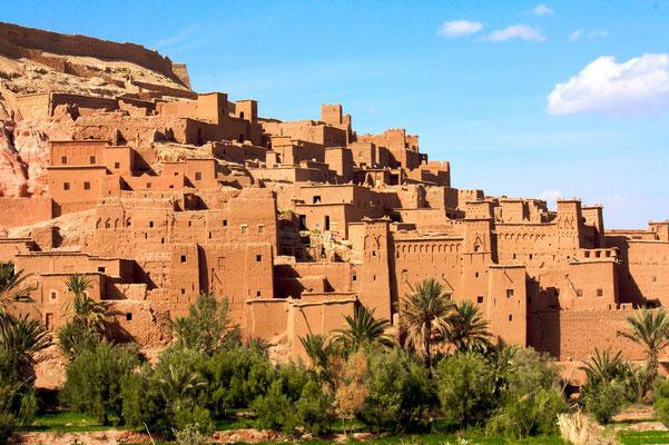 Excursion 2 jours et 1 nuit désert marocain au départ de Marrakech