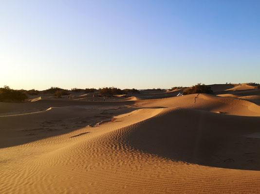 La caravane enchantée Méharée Maroc