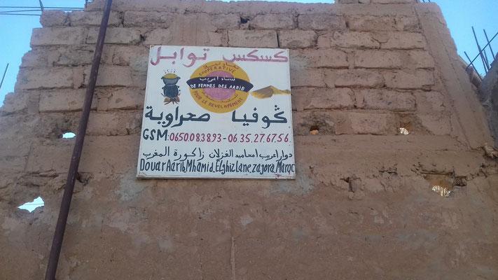 Association de femme sahraouie Mhamid