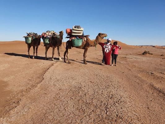 Guide de voyage : ou se trouve Mélodie du désert