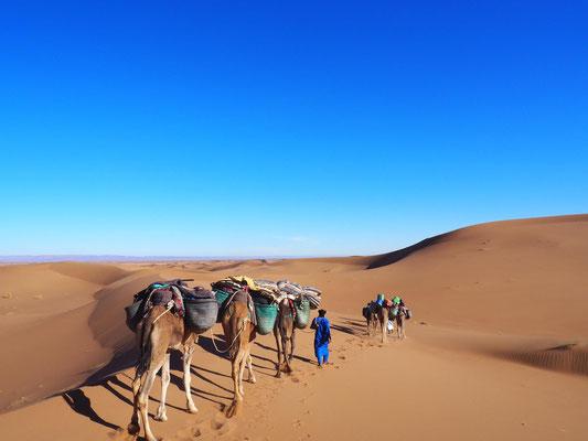 désert sahara méditation