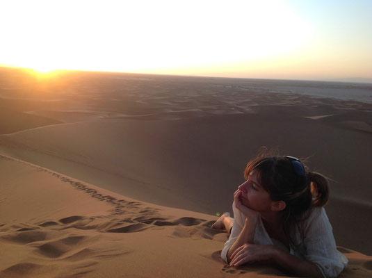 Séjour jeûne désert Maroc
