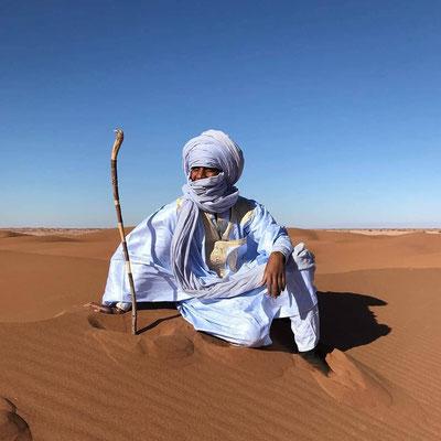 les musiques du désert sahara
