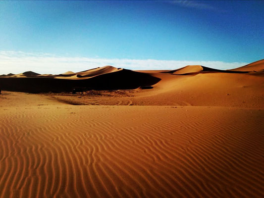 voyage et Trek immersion de 21 jours dans le désert