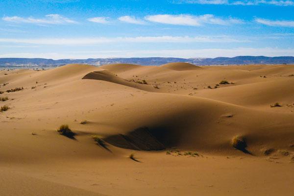 Trek Yoga désert Maroc